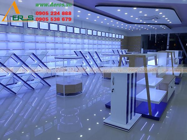 Xưởng Gỗ Chuyên Sản Xuất Bán Sỉ Lẻ đóng Giá Tủ kệ trưng bày Sản Phẩm Cho Shop