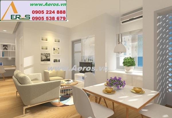 Thiết kế nội thất chung cư đẹp được nhiều người yêu thích