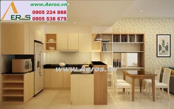 Thiết kế nội thất chung cư nhỏ với nhiều tính năng tiện ích