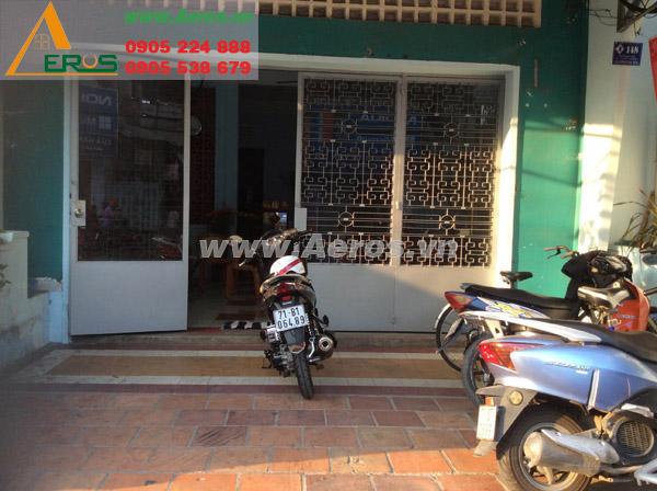 Hiện trạng shop mỹ phẩm chị Trang tại Bến Tre