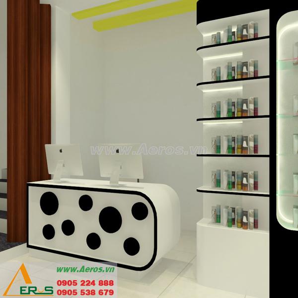 Thiết kế shop mỹ phẩm 793