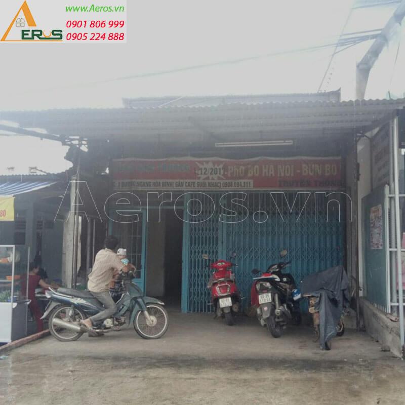 Hiện trạng shop mỹ phẩm chị Chi tại Trảng Bom Đồng Nai