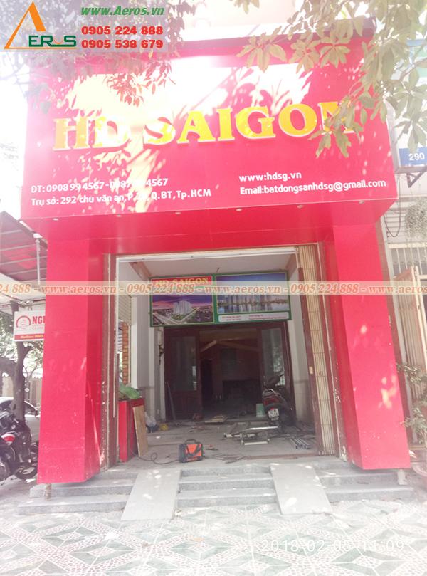 Hình ảnh hiện trạng shop mỹ phẩm chị Thuận tại quận Bình Thạnh, TPHCM