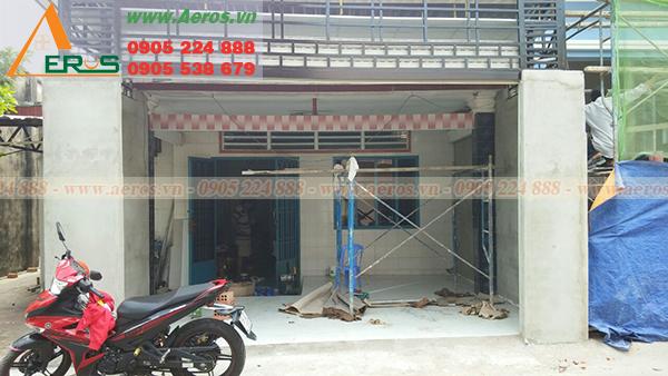 Hình ảnh hiện trạng shop mỹ phẩm kim tại quận 2, tphcm