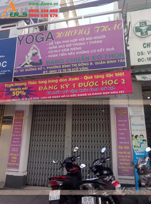 Hình ảnh hiện trạng shop mỹ phẩm TIPU tại quận Bình Tân, TPHCM