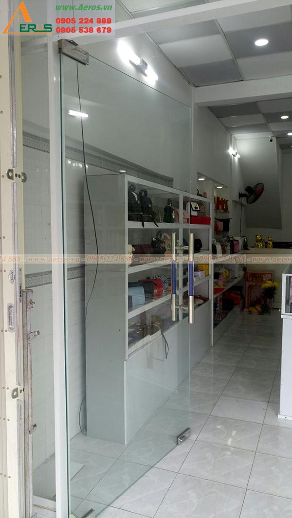 Hình ảnh hiện trạng shop mỹ phẩm anh thuận tại Tiền Giang