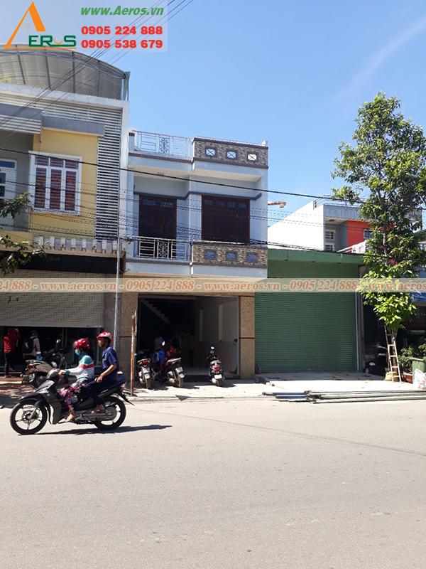 Hình ảnh hiện trạng shop mỹ phẩm anh Tuấn tại Bình Dương.