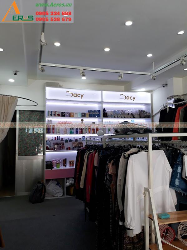 Hình ảnh hiện trạng shop mỹ phẩm macy ở quận 3, TPHCM