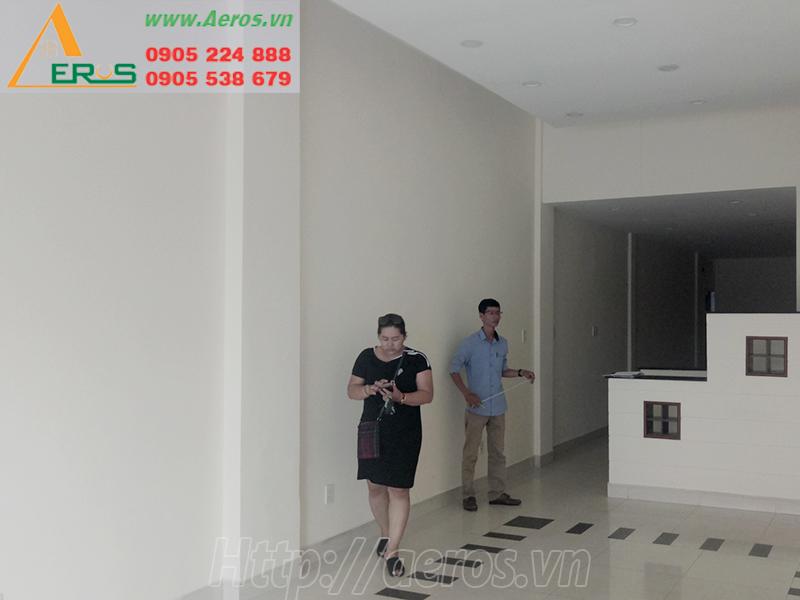 Hình ảnh hiện trạng shop mỹ phẩm Tú Phương ở quận Phú Nhuận, TPHCM