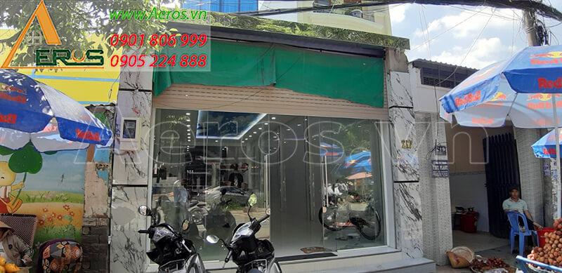 Hiện trạng shop mỹ phẩm Gia Việt